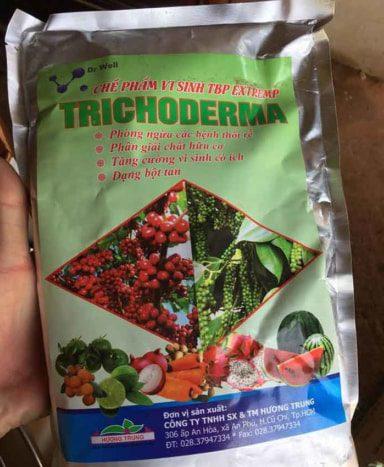 Cách sử dụng trichoderma